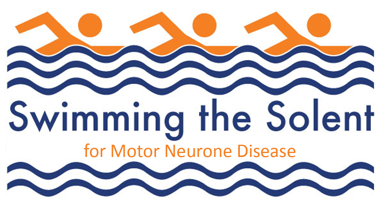 Swimming The Solent For Mnd